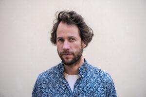 Michal Trpák – umělec, sochař a organizátor výstavy Umění ve městě