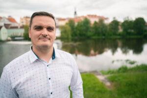 Josef Handrejch – ředitel Kvalitexu a výzkumník v oblasti nanotextílií
