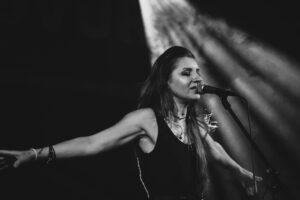 Jitka Charvátová – zpěvačka kapely Oceán